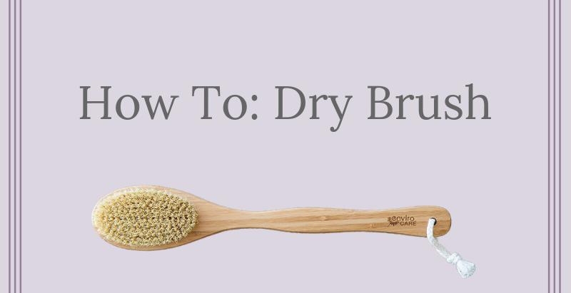 How To: Dry Brush