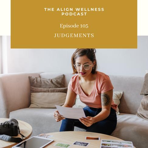 AWP 105: Judgements