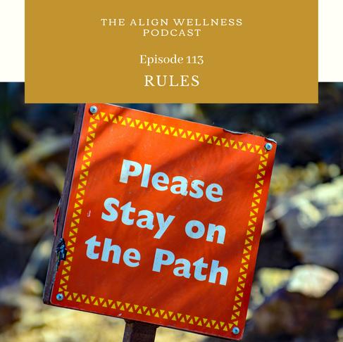 AWP 113: Rules