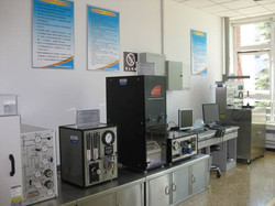 Midas oilfield chemical lab