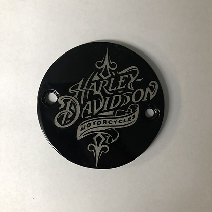 Classic Harley Davidson Timing Cover Points Cover