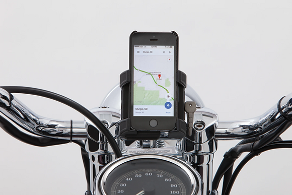 Ciro Smartphone / GPS Holder Standard or Premium With Bar Mount 50312
