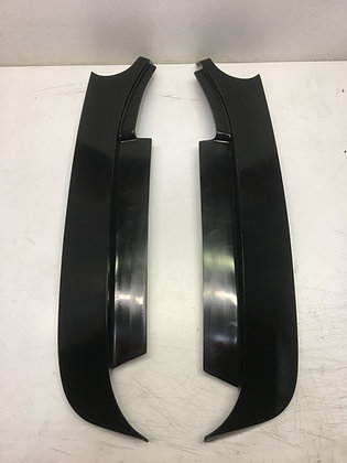 Victory Saddle Bag Extensions