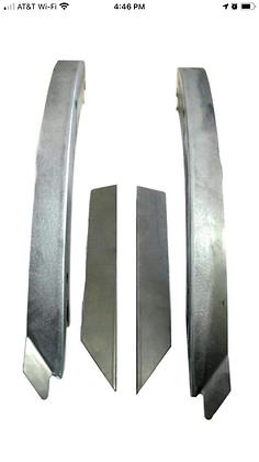 Victory Bagger Upper and Lower Bag filler Combo