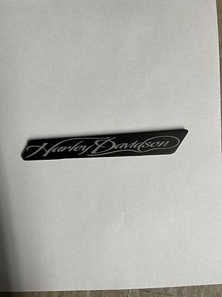 HD saddlebag hinge insert