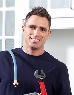 Handyman with a Screwdriver