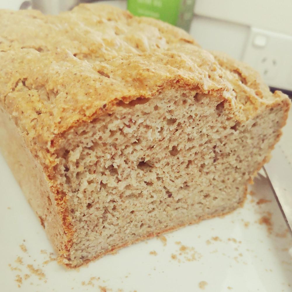 Best ever banana bread loaf