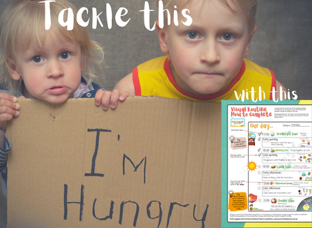 """""""I'm Hungry!"""" How To Keep The Peace Without Instantly Resorting To Snacks [FREE DOWNLOAD]"""