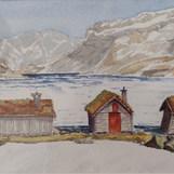 'Lake Huts Norway'