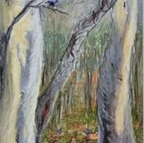 'Blue Wrens'