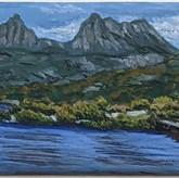 'Cradle Mountain and Dove Lake'