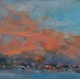 'Lakes Sunset'