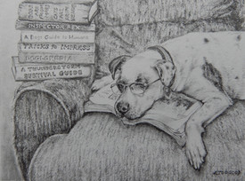 Winner Best Graphite 'Dog-Eared Pages'