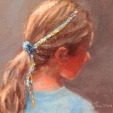 'Blue & Gold Braid'