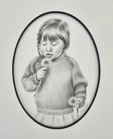 Highly Commended Graphite 'Make a Wish'