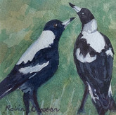 'Two Magpies'