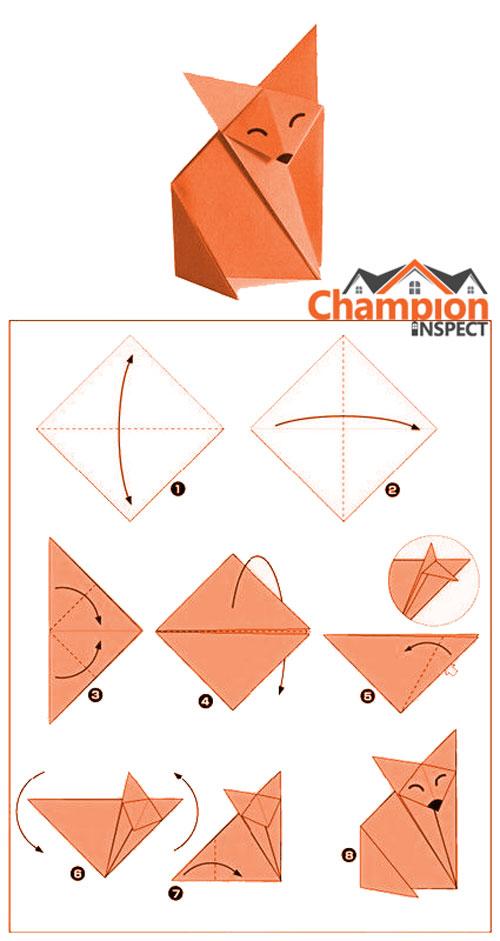 Easy-Origami-fox-2