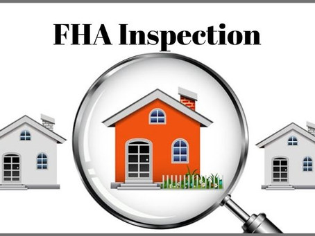 What Does an FHA Inspector Look For?