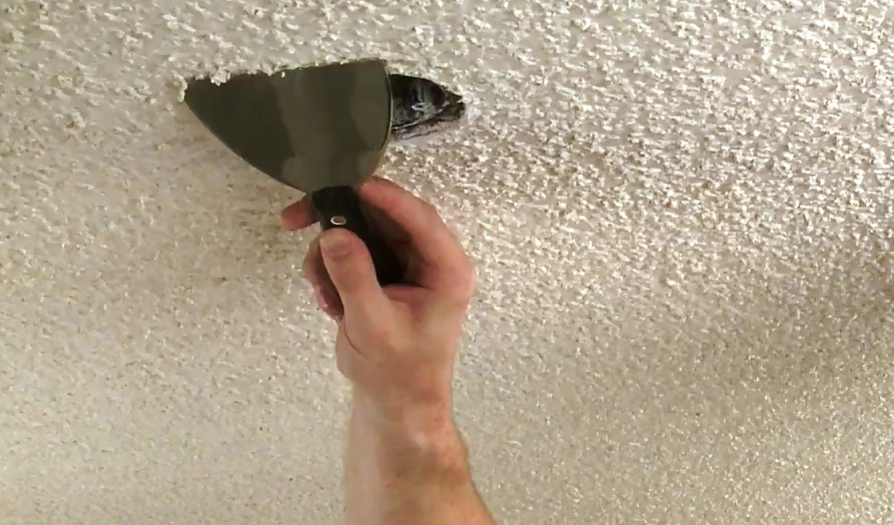 Asbestos Popcorn Ceilings What Is Considered Safe