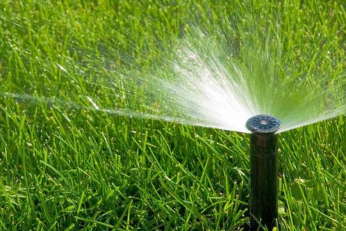 Sprinkler System Inspection