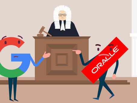 Google v. Oracle - Part I