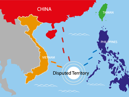 Seasaw: China's Claims on the South China Sea