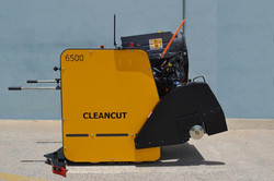 FS6500 Saw with 20 inch blade front