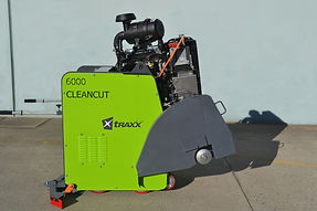 Cleancut CC6000 series Road Saw with a 2
