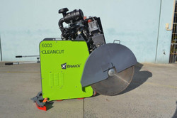 Cleancut 6000HT4 with a 40_ blade in the