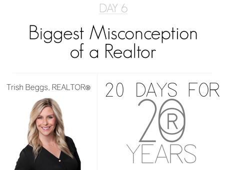 Biggest Misconception of a Realtor