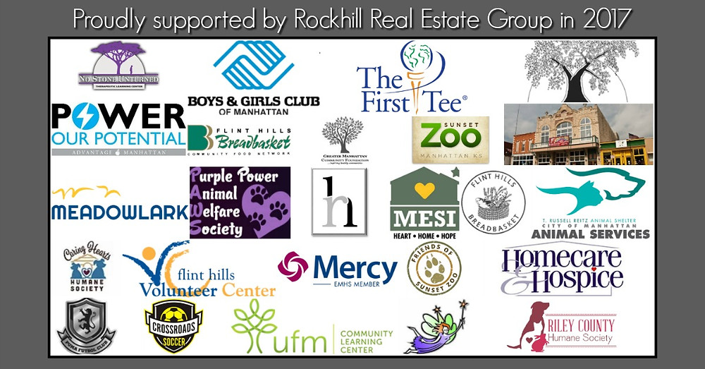 Rockhill Real Estate Group Donations 2017