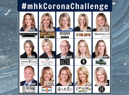 Continuing #mhkCoronaChallenge