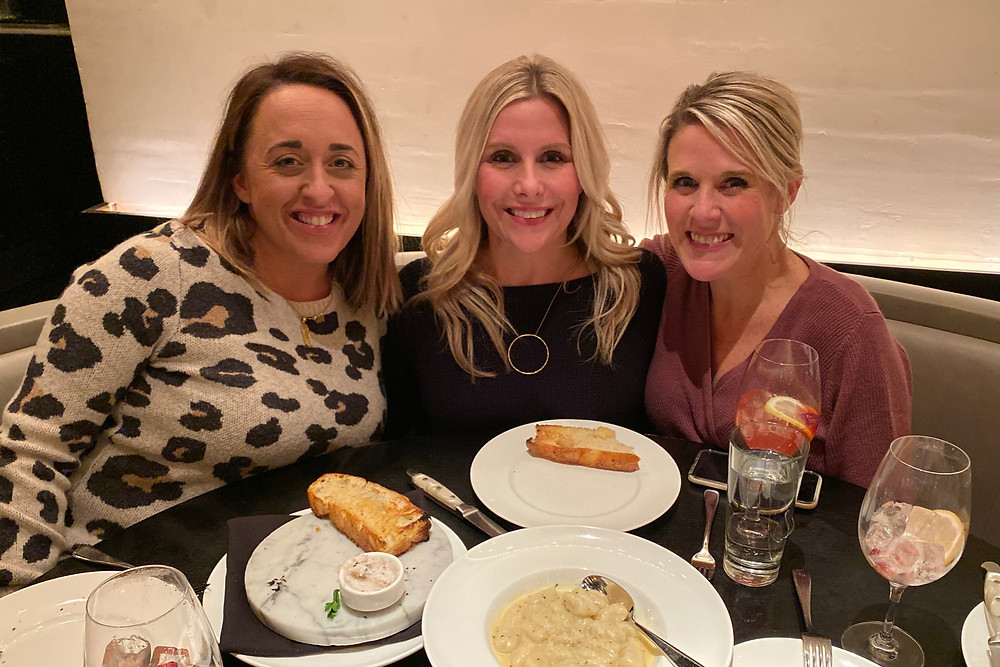 Rockhill Real Estate Group Owners in Chicago - Casie Hartwich, Trish Beggs, Brooke Norman-Tapp