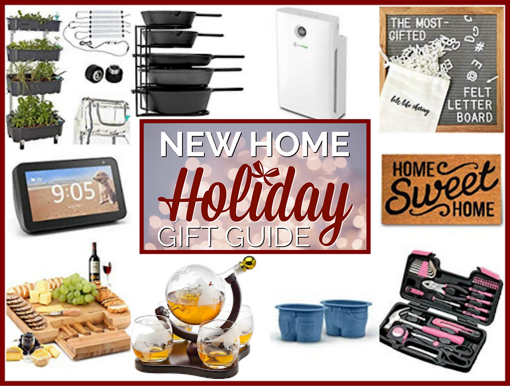 Rockhill Real Estate Group's New Home Holiday Gift Guide 2019