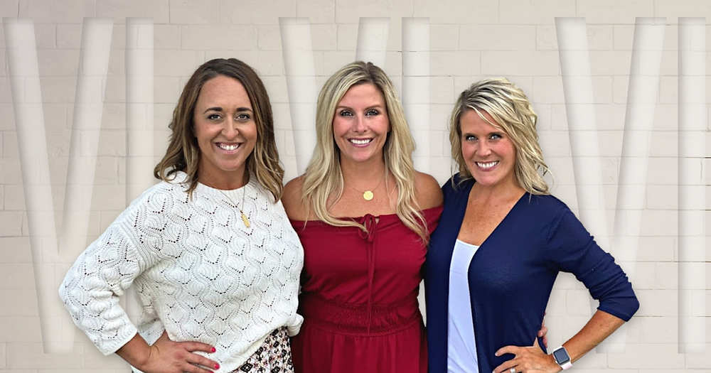 Rockhill Real Estate Group Owners Casie Hartwich, Trish Beggs, Brooke Norman-Tapp