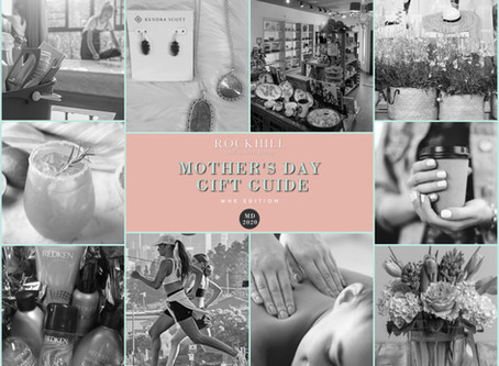 Mother's Day Gift Guide - MHK Edition