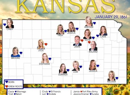 Happy Birthday, Kansas 2020