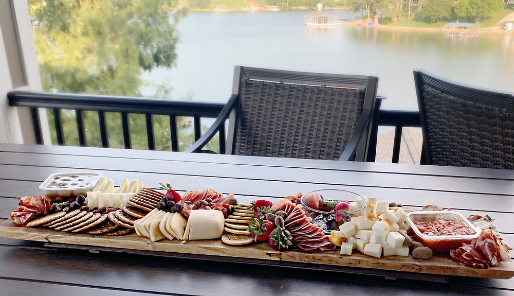Rockhill Real Estate Group 5th Year Giveaway - Charcuterie Board