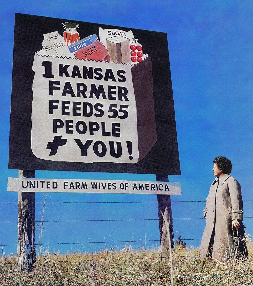 1 Kansas Farmer Feeds 55 People, Kansas Birthday Rockhill Real Estate Group