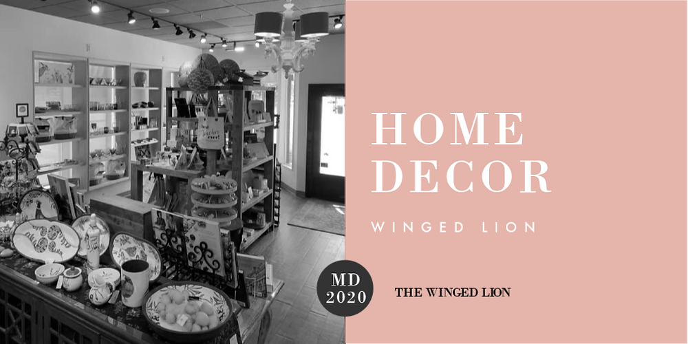 The Winged Lion, Manhattan, KS Mother's Day Gift Guide Rockhill Real Estate Group