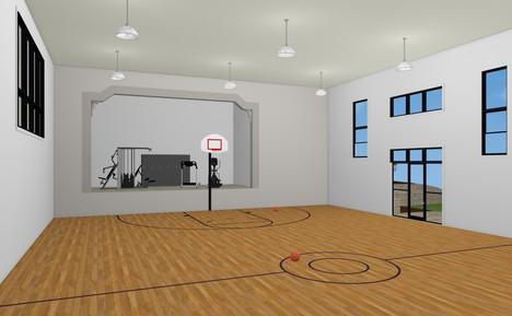 Basketball Court 7300 Anderson Ave, Manhattan, KS