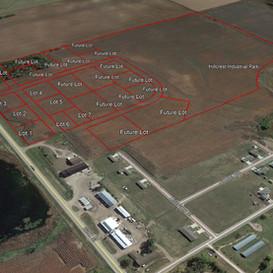 Colman Proposed Industrial Site