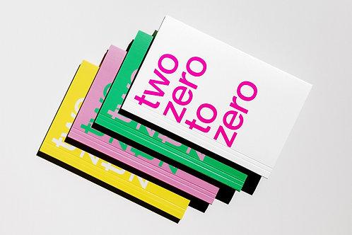 2020 Planner Two Zero Two Zero
