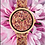 Thumbnail: AB AETERNO KORNBLUMEN UHR - FLORA COLLECTION LIGHT - ROSAFARBEN