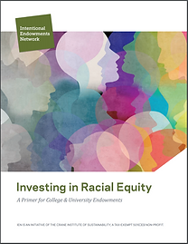 Racial Equity Investing Coverpage