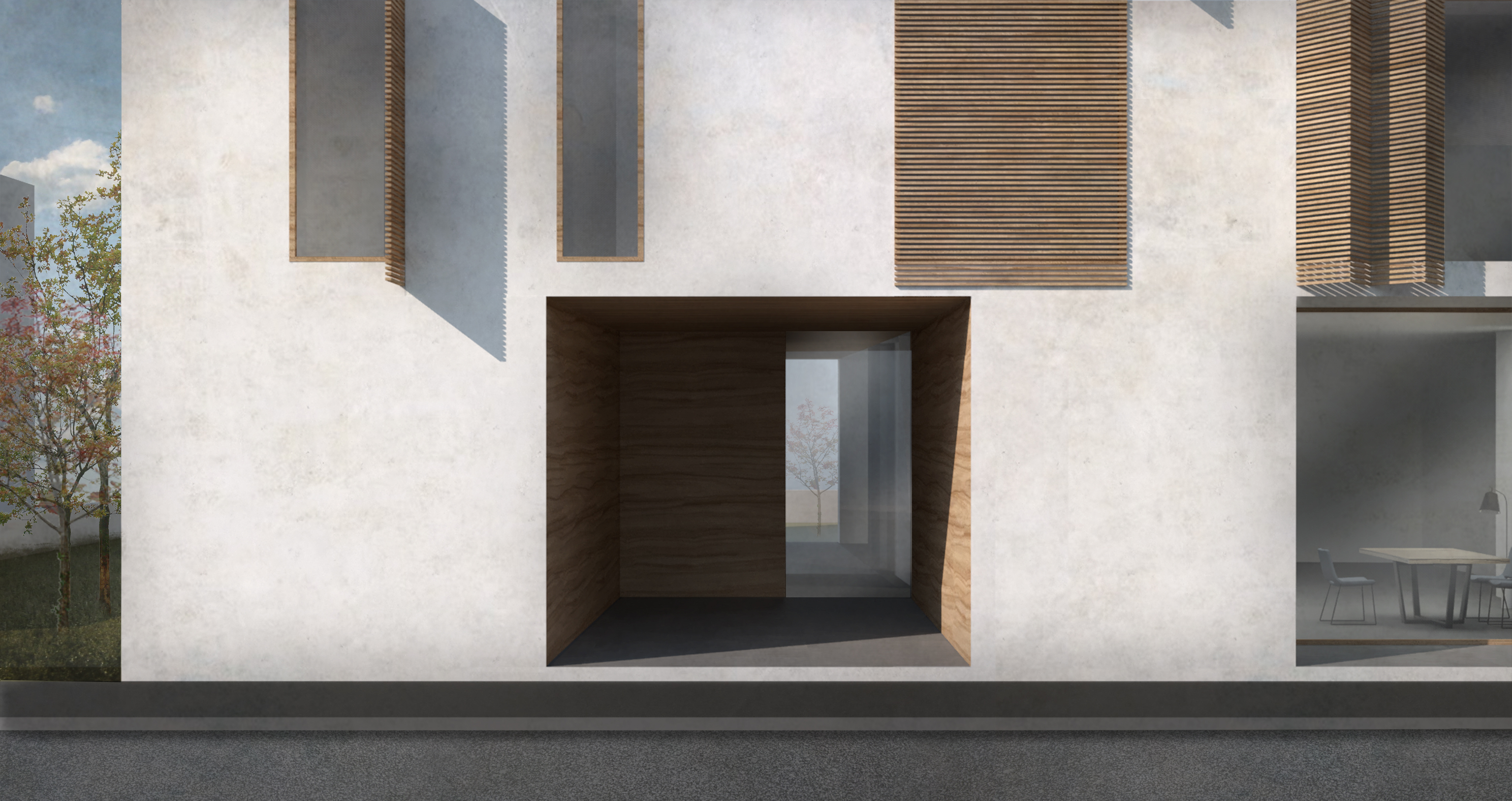 xlam building Aprilia