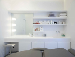 Cabina estetica Farmacia Le Rughe