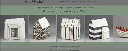 Mary F Fischer Clay Ceramics - Wix 2020