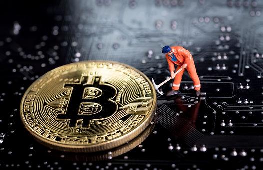 Bitcoin-Mining