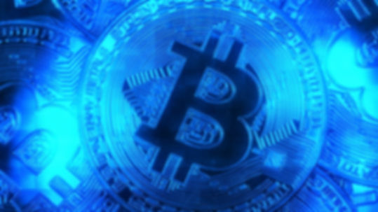 Crypto currency Gold Bitcoin - BTC - Bit